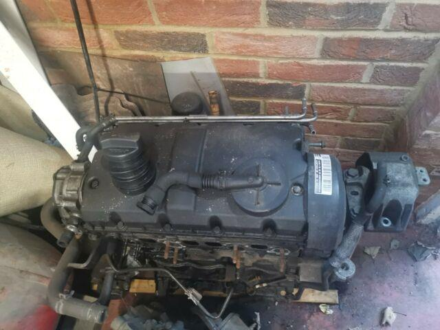 Vw Mk4 Golf / Bora 1.9tdi (pd150) Engine Code Arl
