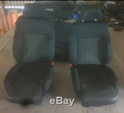 Vw Mk4 Golf Gt tdi Seats