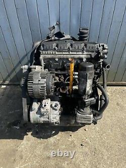 Vw Volkswagen Mk4 Golf 1.9 Tdi Diesel Complete Engine Asz