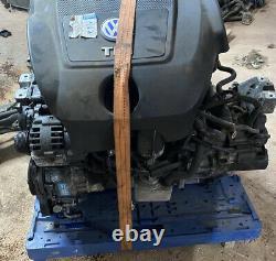 Vw Volkswagen Mk4 Golf 1.9 Tdi Diesel Engine Asz Spares Or Repairs