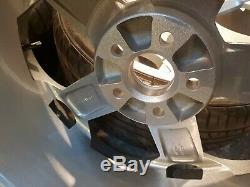 Vw golf beetle mk4 GTI tdi Lambo seat wheels and tyres alloys 19 refurbed 5x100