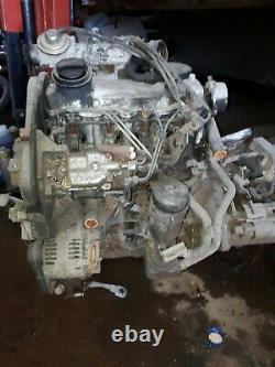 Vw golf mk4 AGR engine and gearbox 1.9 tdi