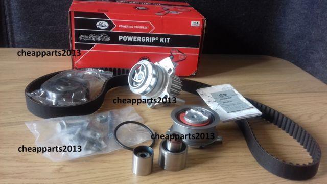 Water Pump & Timing Belt Kit Audi Seat Skoda Volkswagen 1.6 2.0 Tdi Bluemotion
