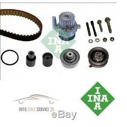 Zahnriemensatz und Wasserpumpe INA VW Golf Caddy Audi A3 Seat Leon Cordoba TDI